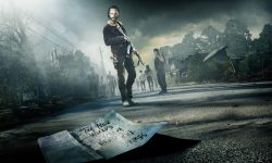 The Walking Dead widescreen wallpapers