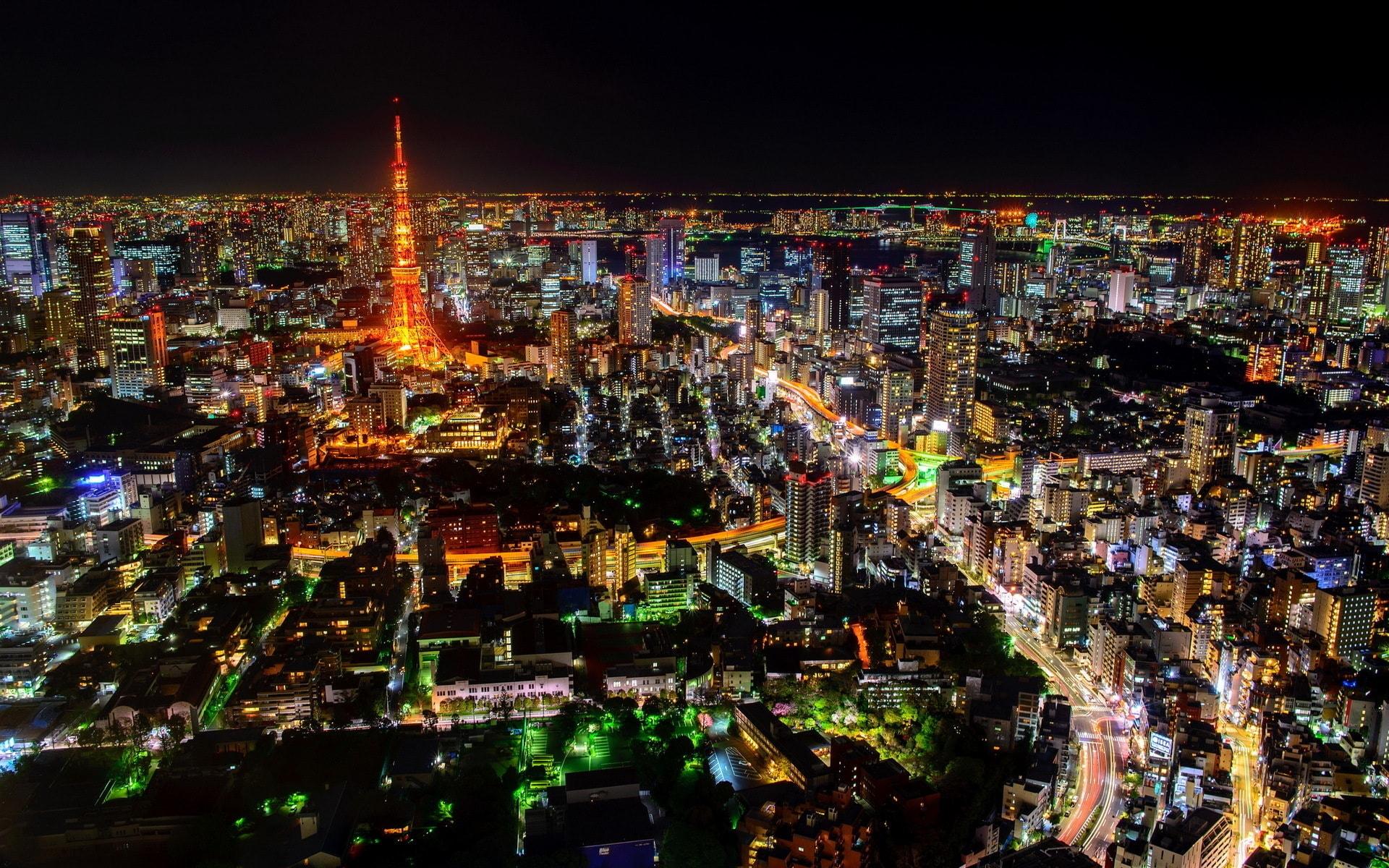 Tokyo widescreen wallpapers