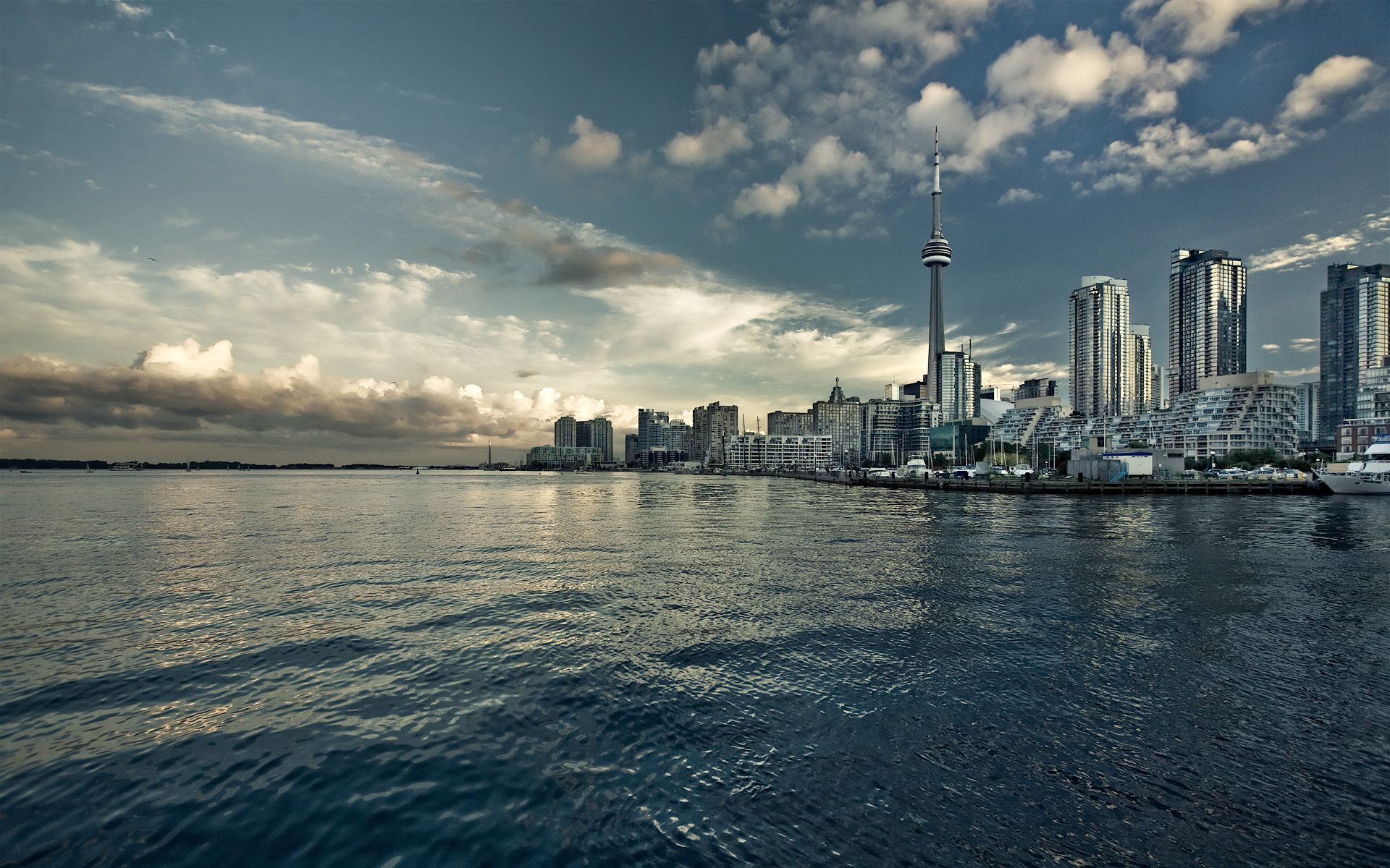 Toronto widescreen wallpapers
