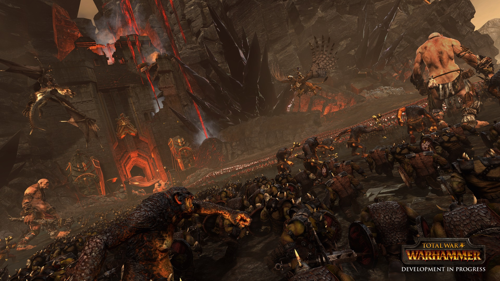 Total War: Warhammer widescreen wallpapers