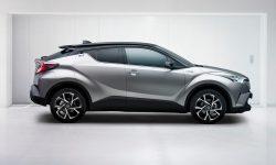 Toyota C-HR widescreen wallpapers
