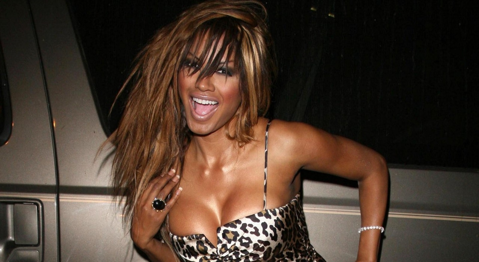 Traci Bingham widescreen wallpapers