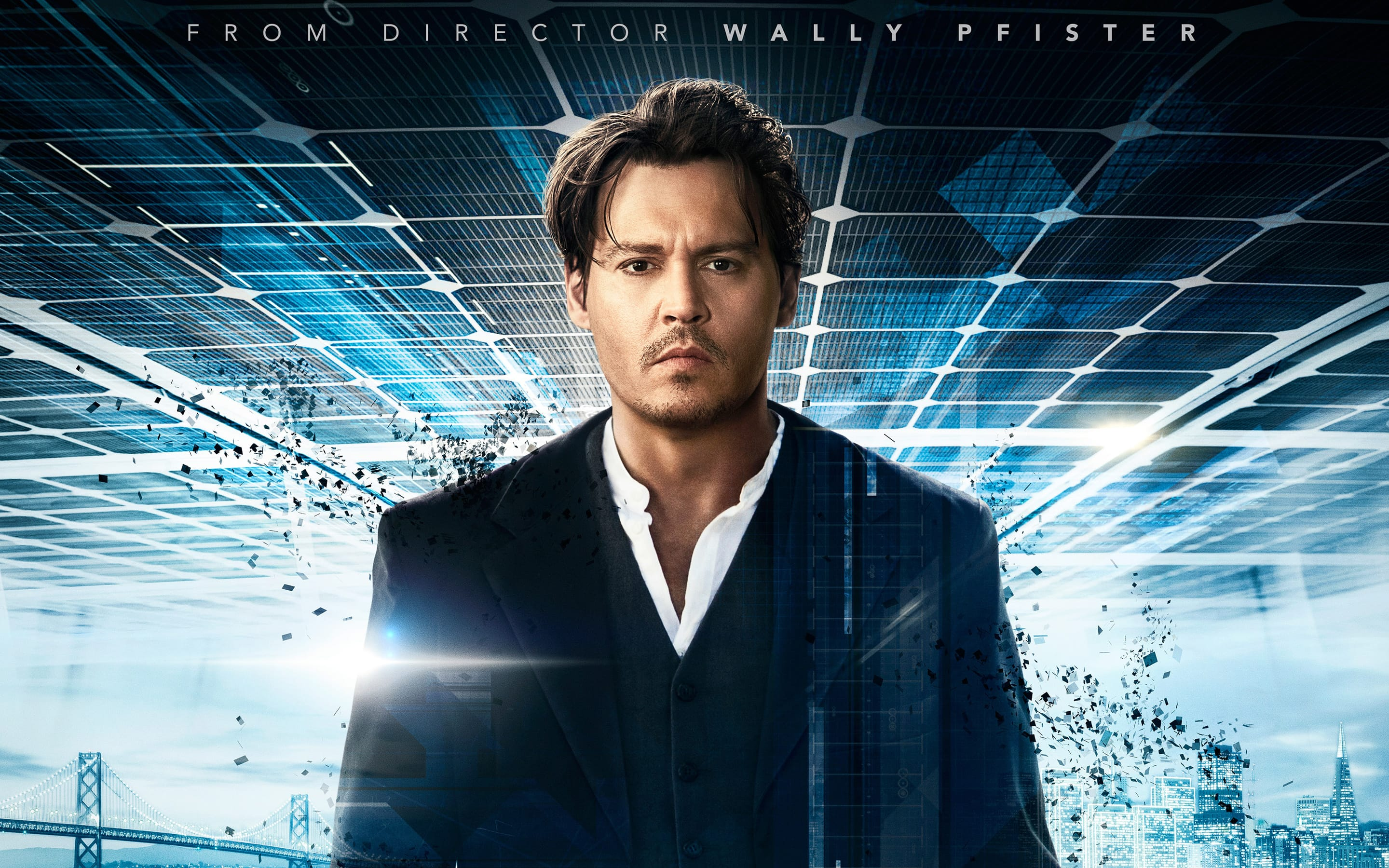 Transcendence HD Wallpapers