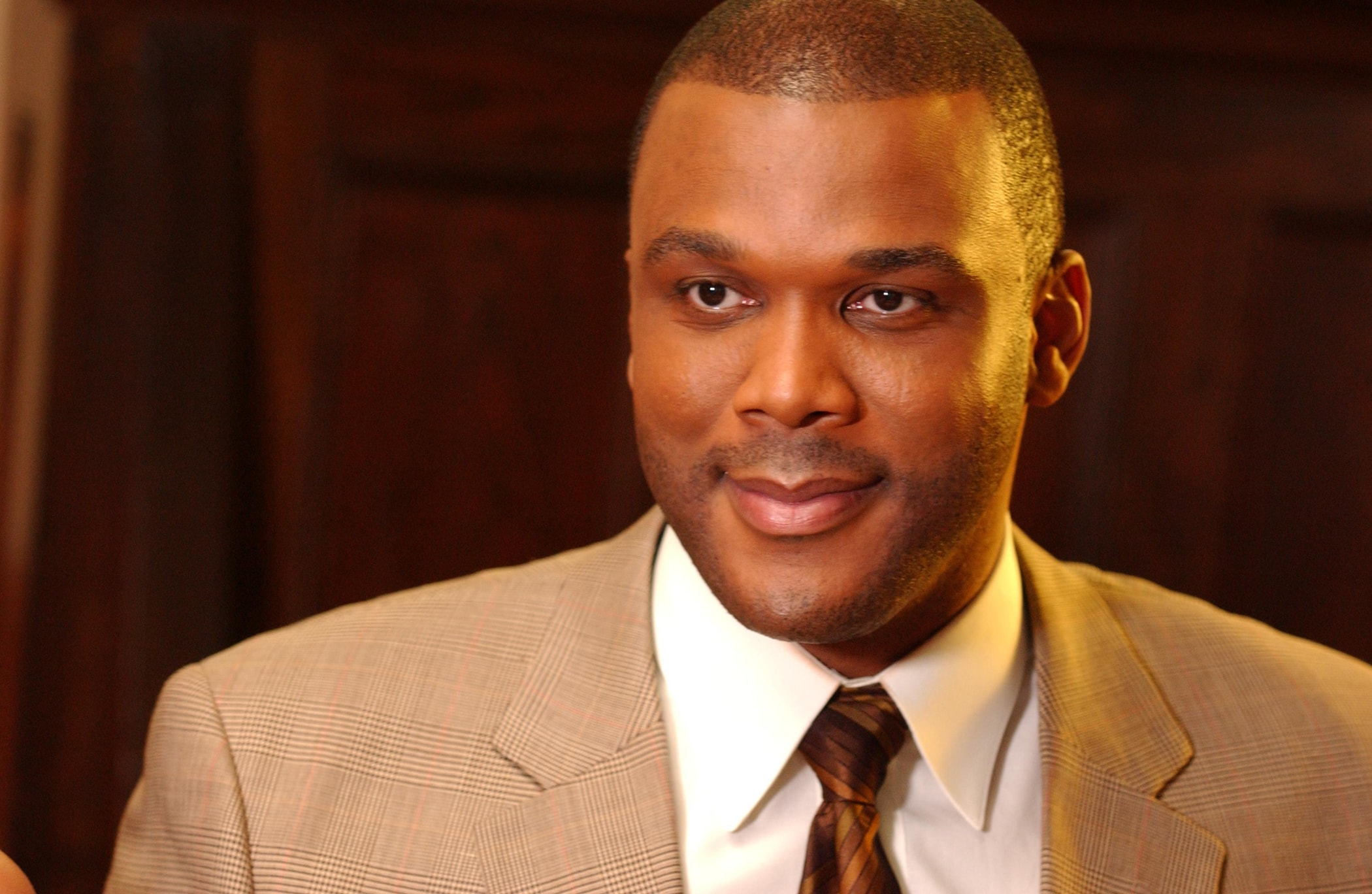 Tyler Perry widescreen wallpapers