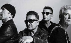 U2 widescreen wallpapers