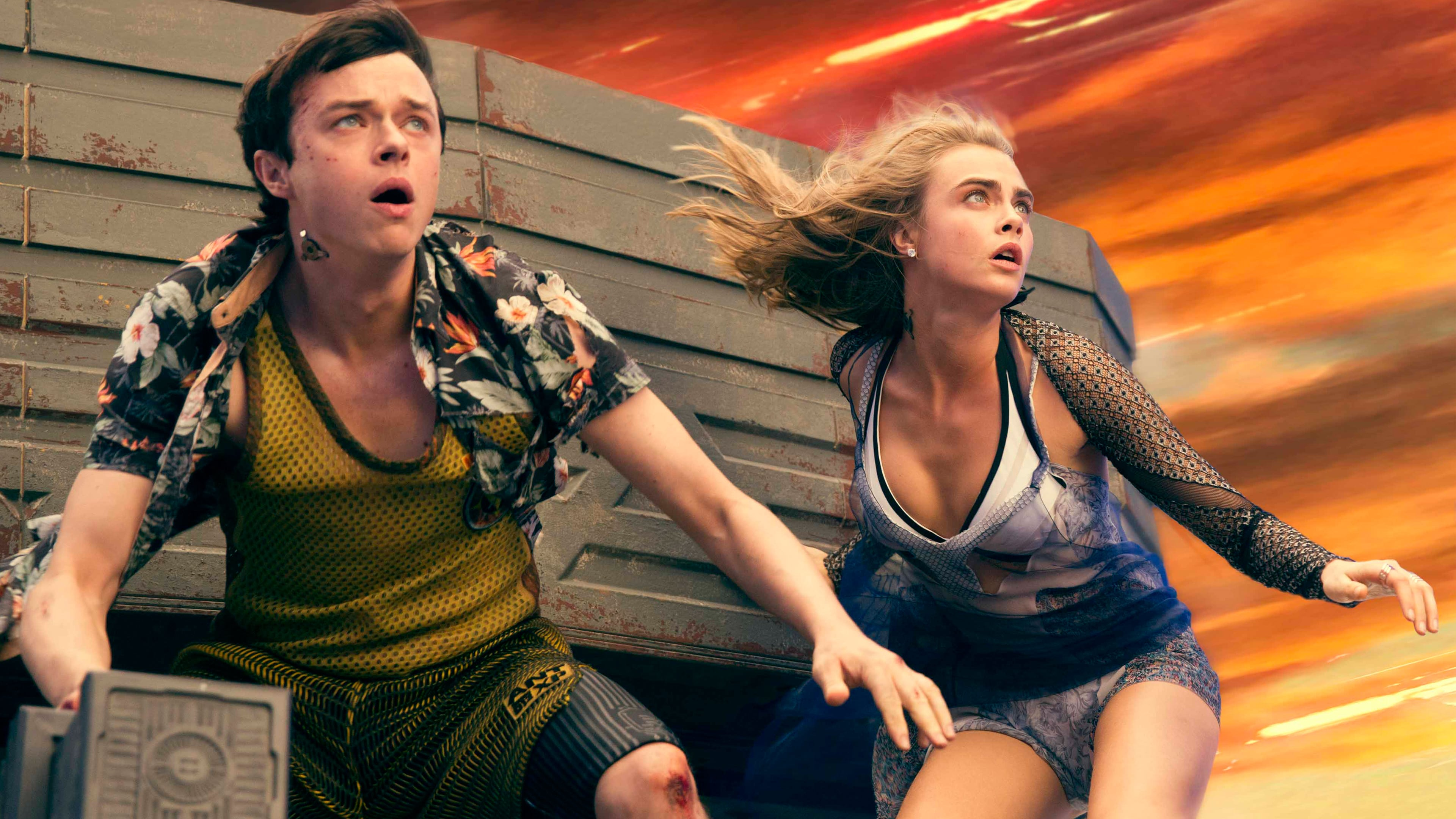 Valerian and the City of a Thousand Planets widescreen wallpapers