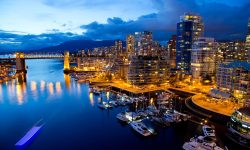 Vancouver widescreen wallpapers