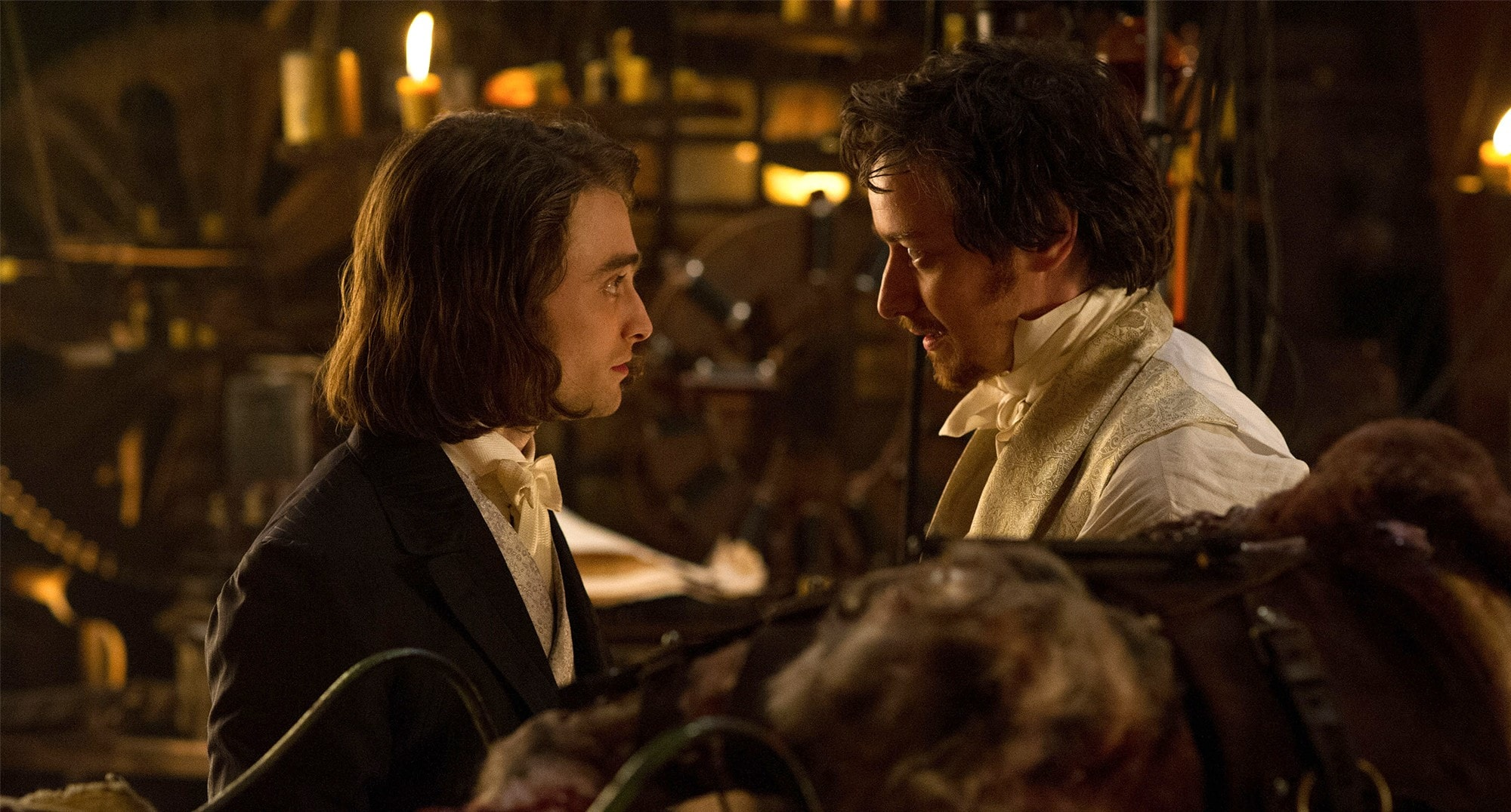 Victor Frankenstein widescreen wallpapers