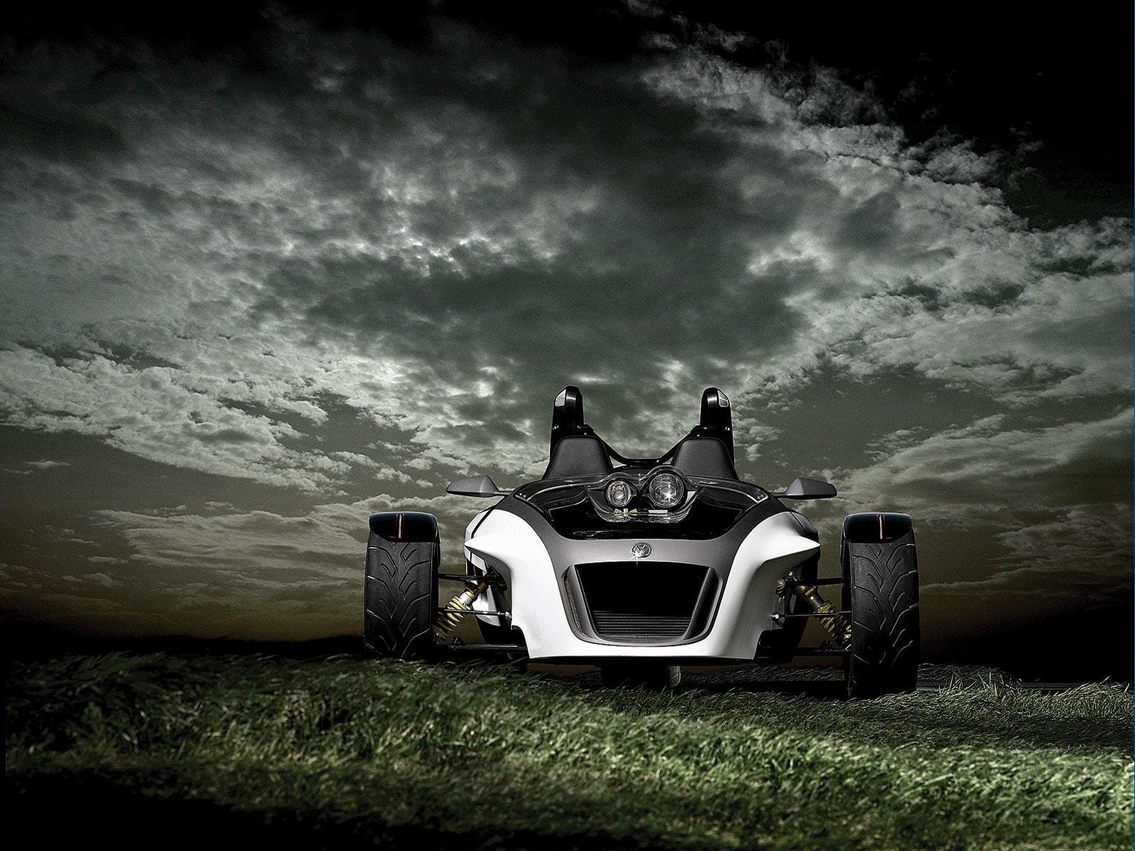 Volkswagen GX3 Concept widescreen wallpapers