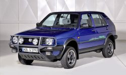 Volkswagen Golf Country widescreen wallpapers
