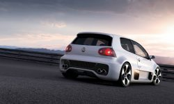 Volkswagen Golf GTI W12-650 Concept widescreen wallpapers