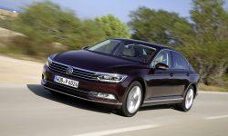 Volkswagen Passat B8 widescreen wallpapers