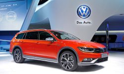 Volkswagen Passat B8 Alltrack widescreen wallpapers
