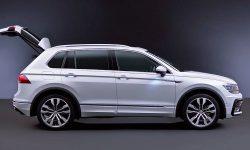Volkswagen Tiguan 2 widescreen wallpapers