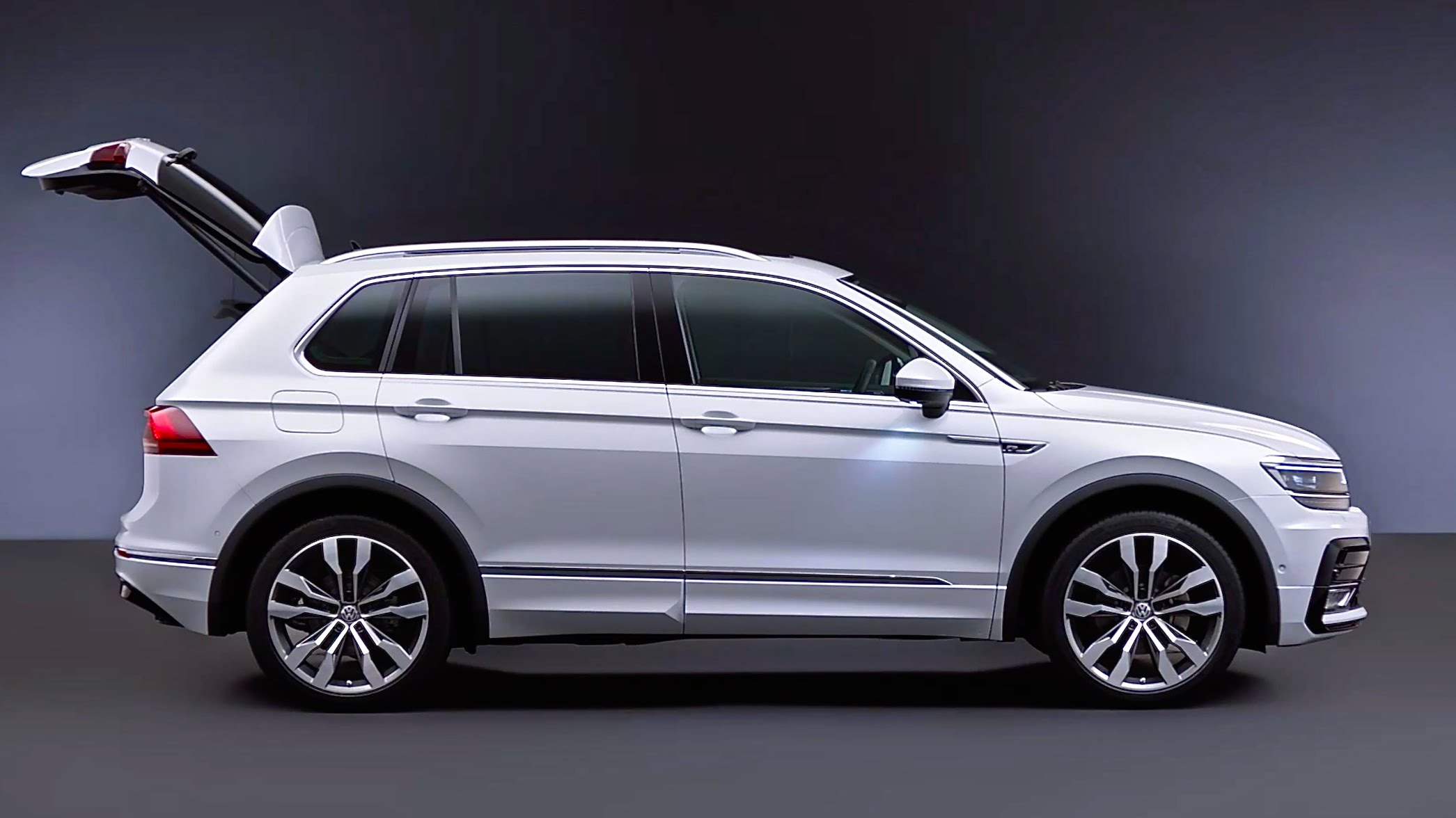 Volkswagen Tiguan 2 widescreen wallpapers