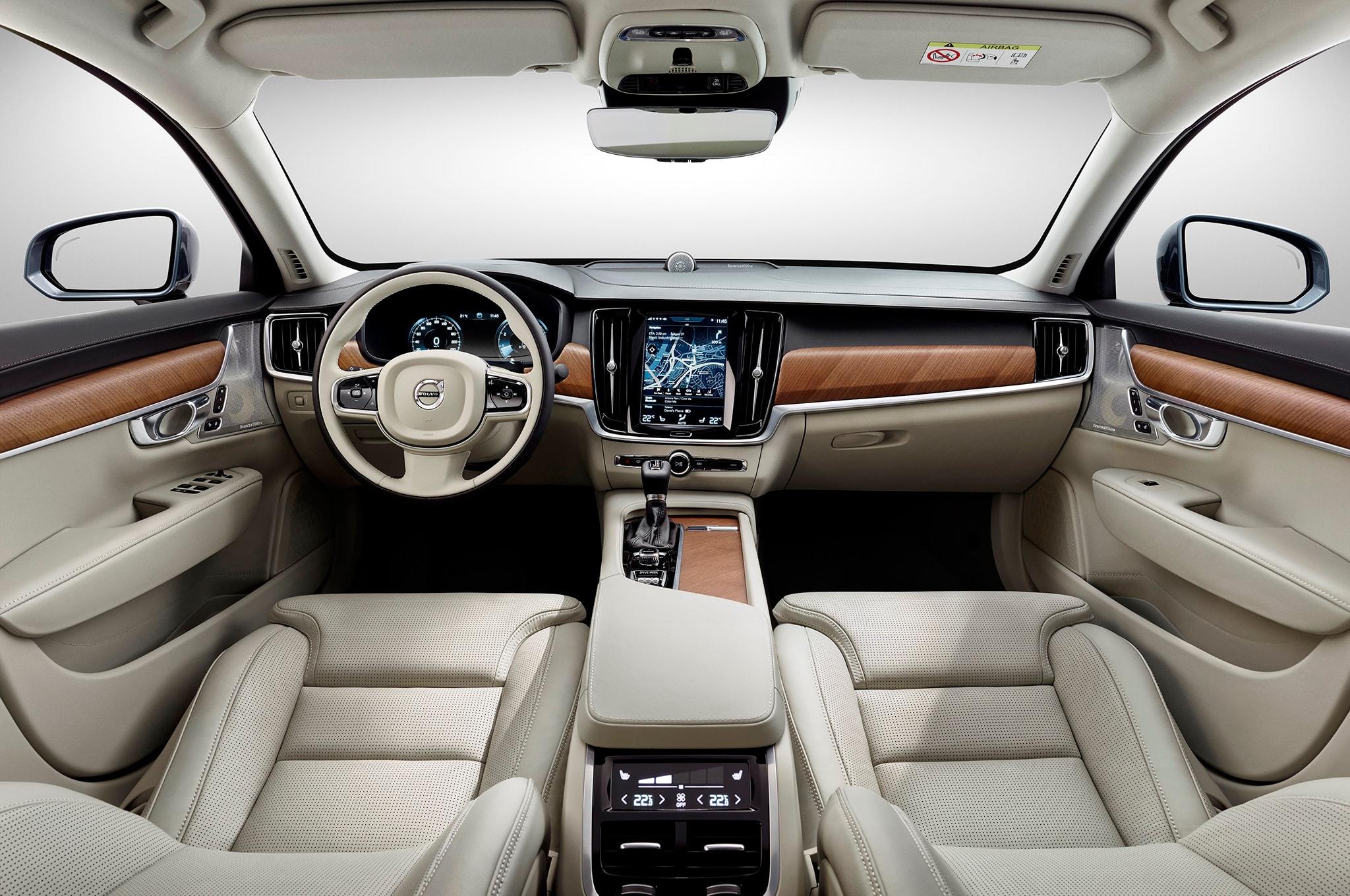 Volvo S90 widescreen wallpapers