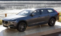 Volvo V90 Cross Country widescreen wallpapers