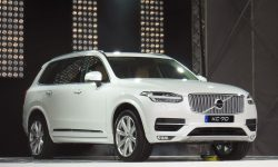Volvo XC90 II widescreen wallpapers