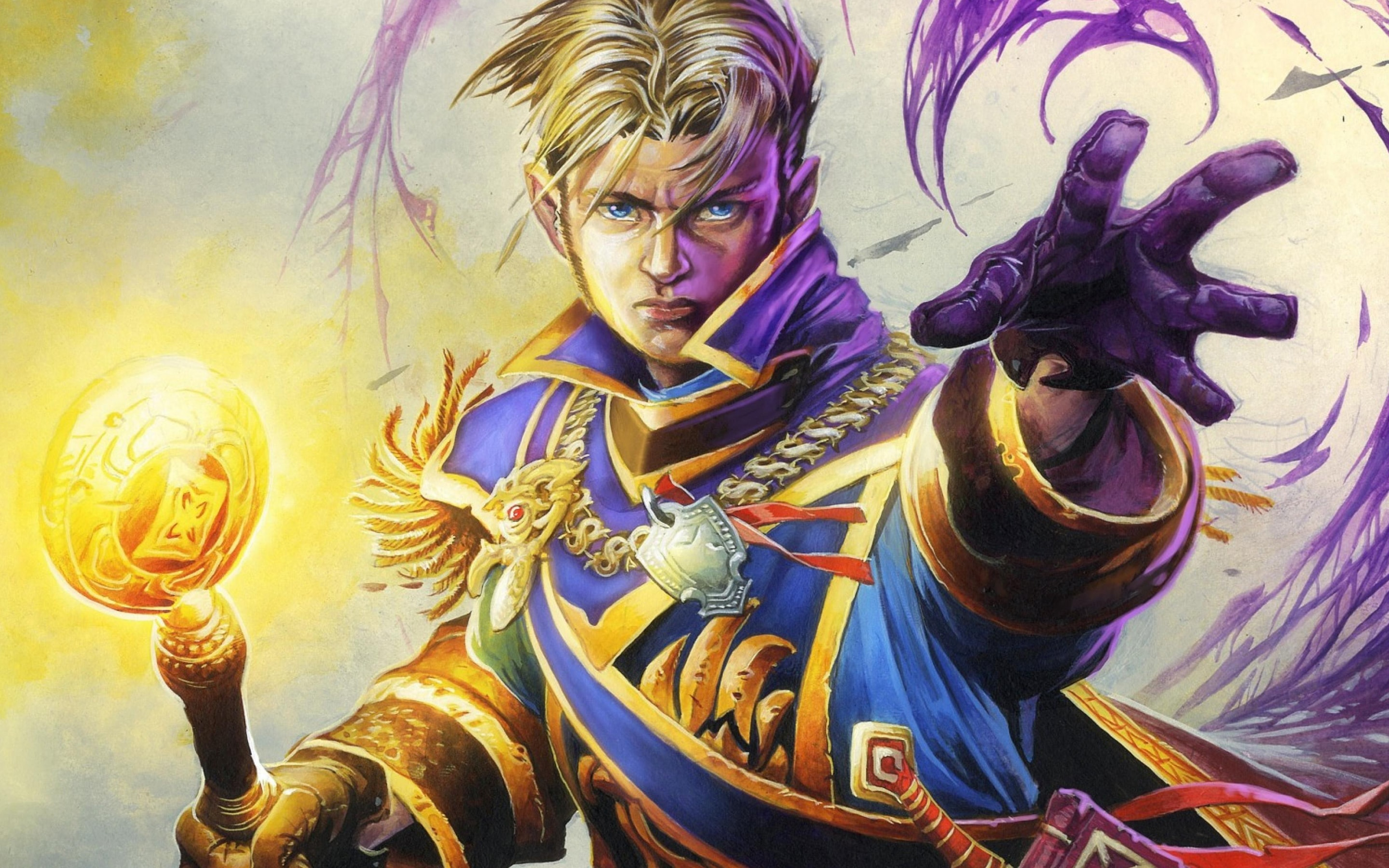 WOW: Anduin Wrynn HQ wallpapers