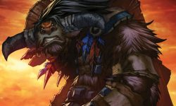 WOW: Baine Bloodhoof Wallpapers hd