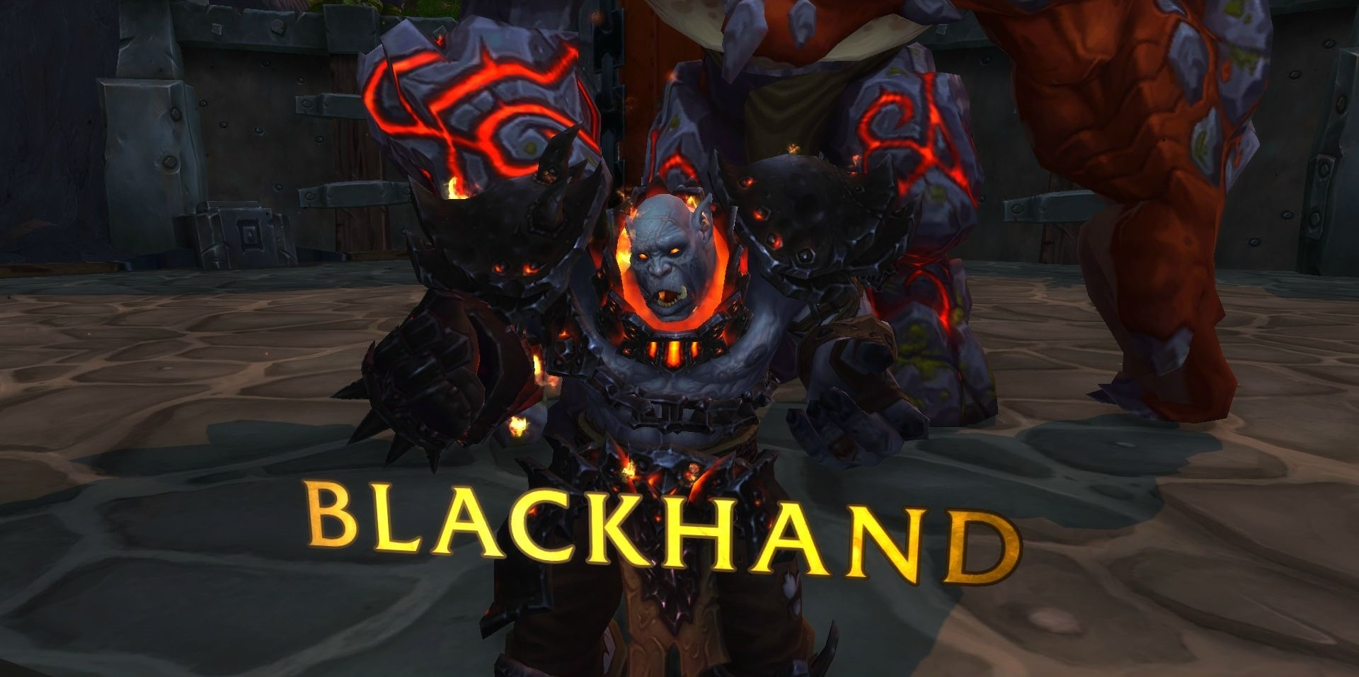 WOW: Blackhand Wallpapers hd