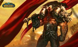 WOW: Garrosh Hellscream widescreen wallpapers