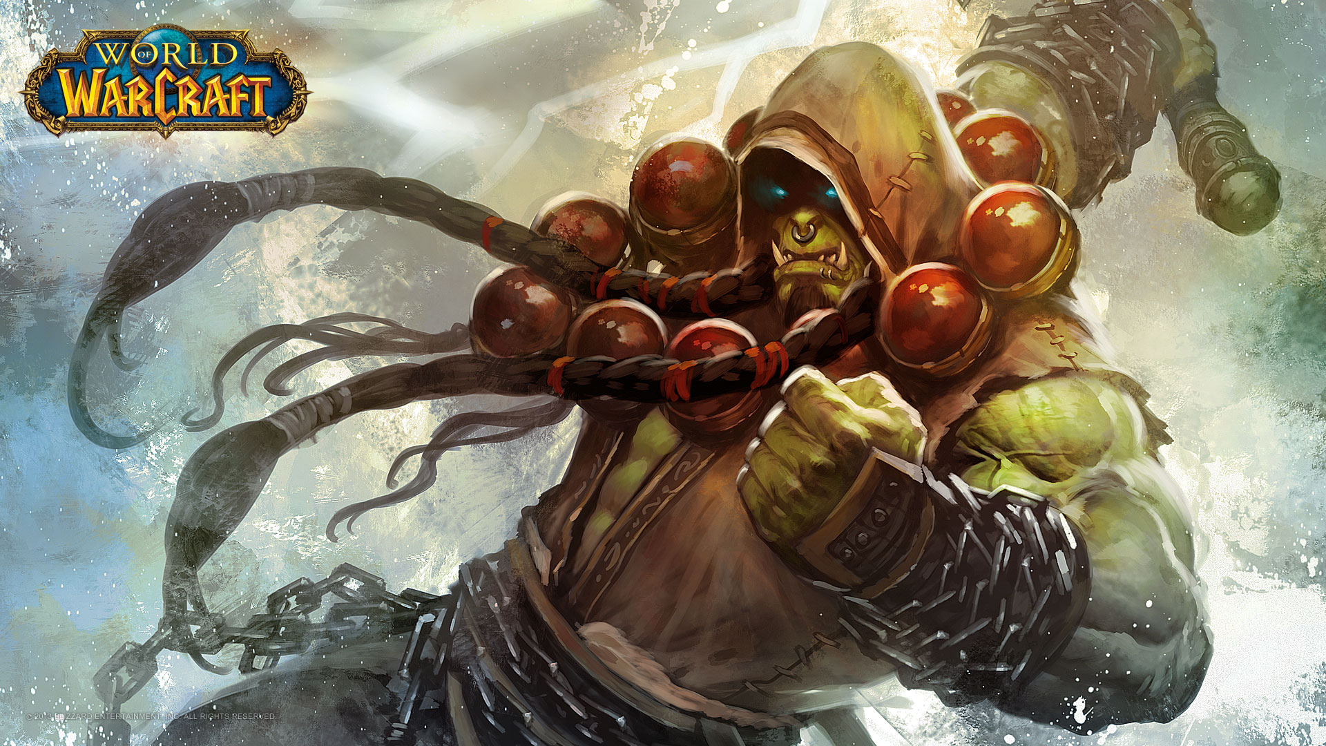 WOW: Thrall widescreen wallpapers