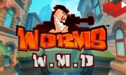 Worms W.M.D widescreen wallpapers
