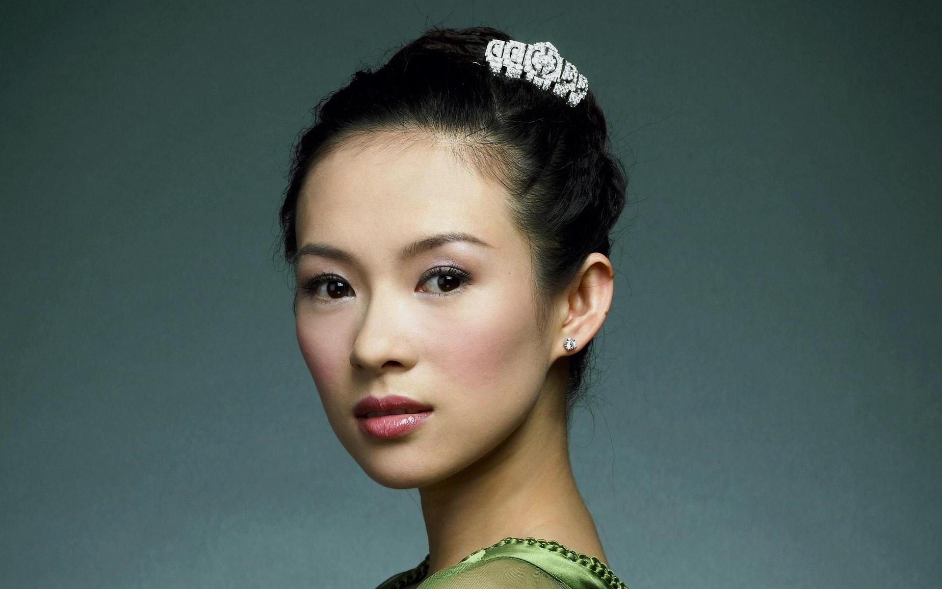 Ziyi Zhang widescreen wallpapers