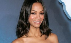 Zoe Saldana widescreen wallpapers