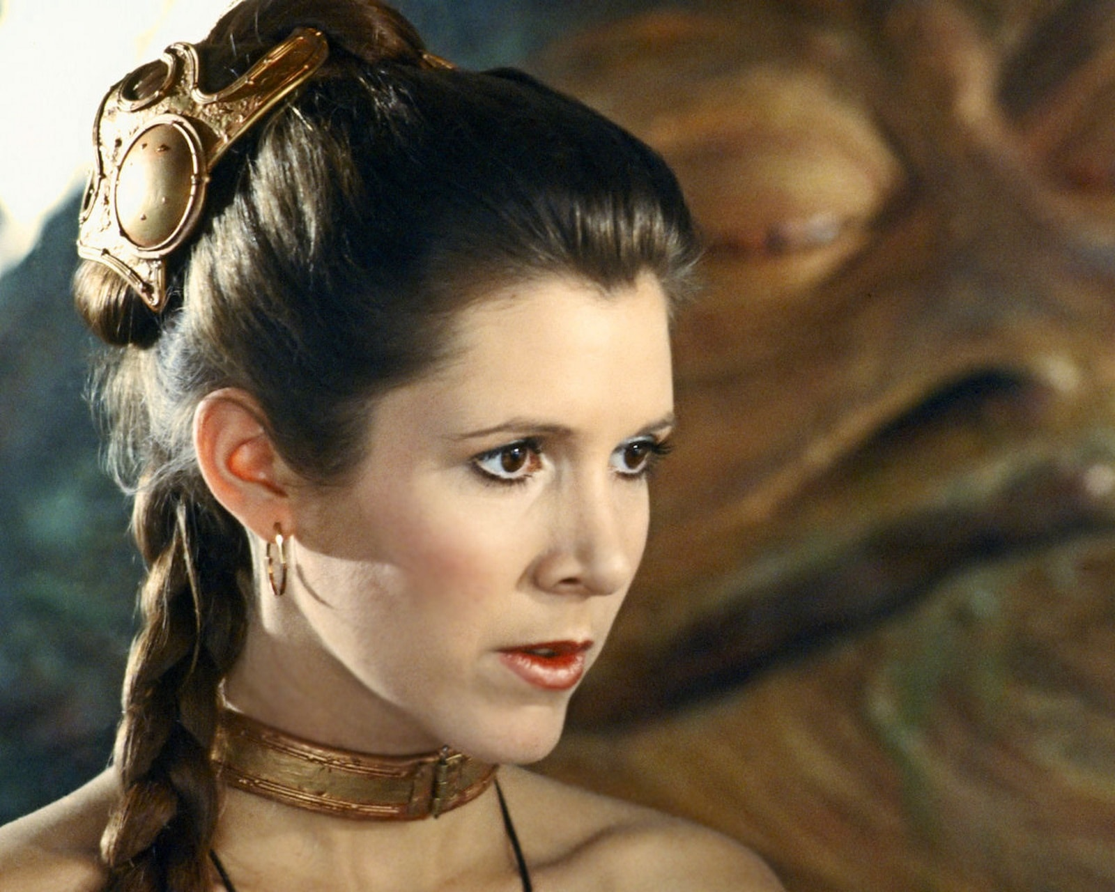 Carrie Fisher Tablet PC wallpapers