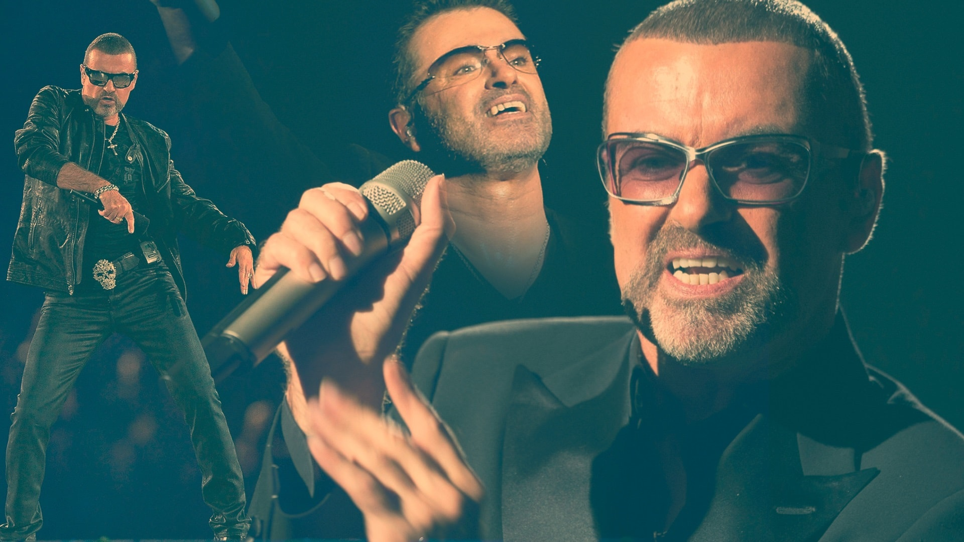 George Michael Top