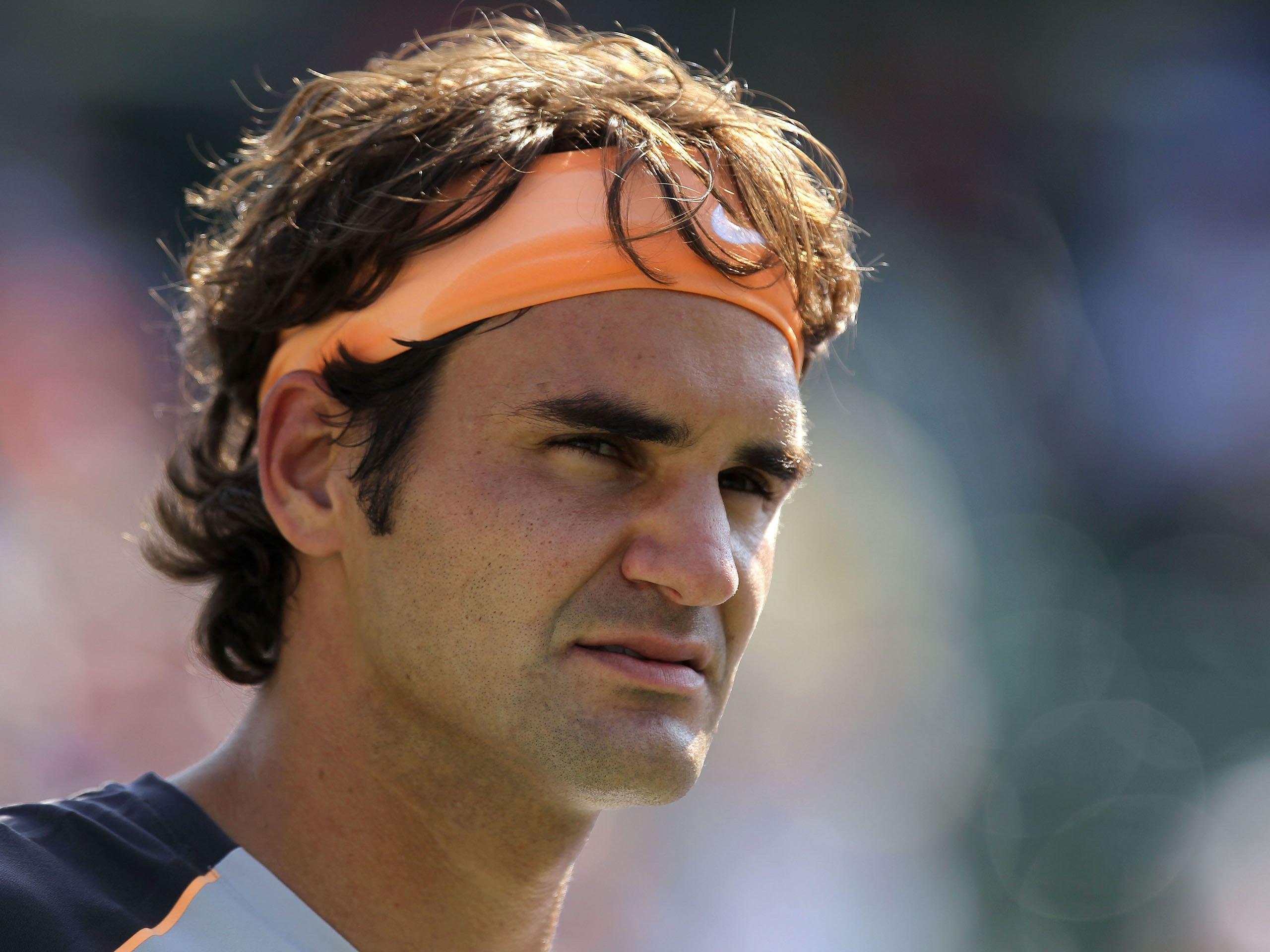 Roger Federer Top