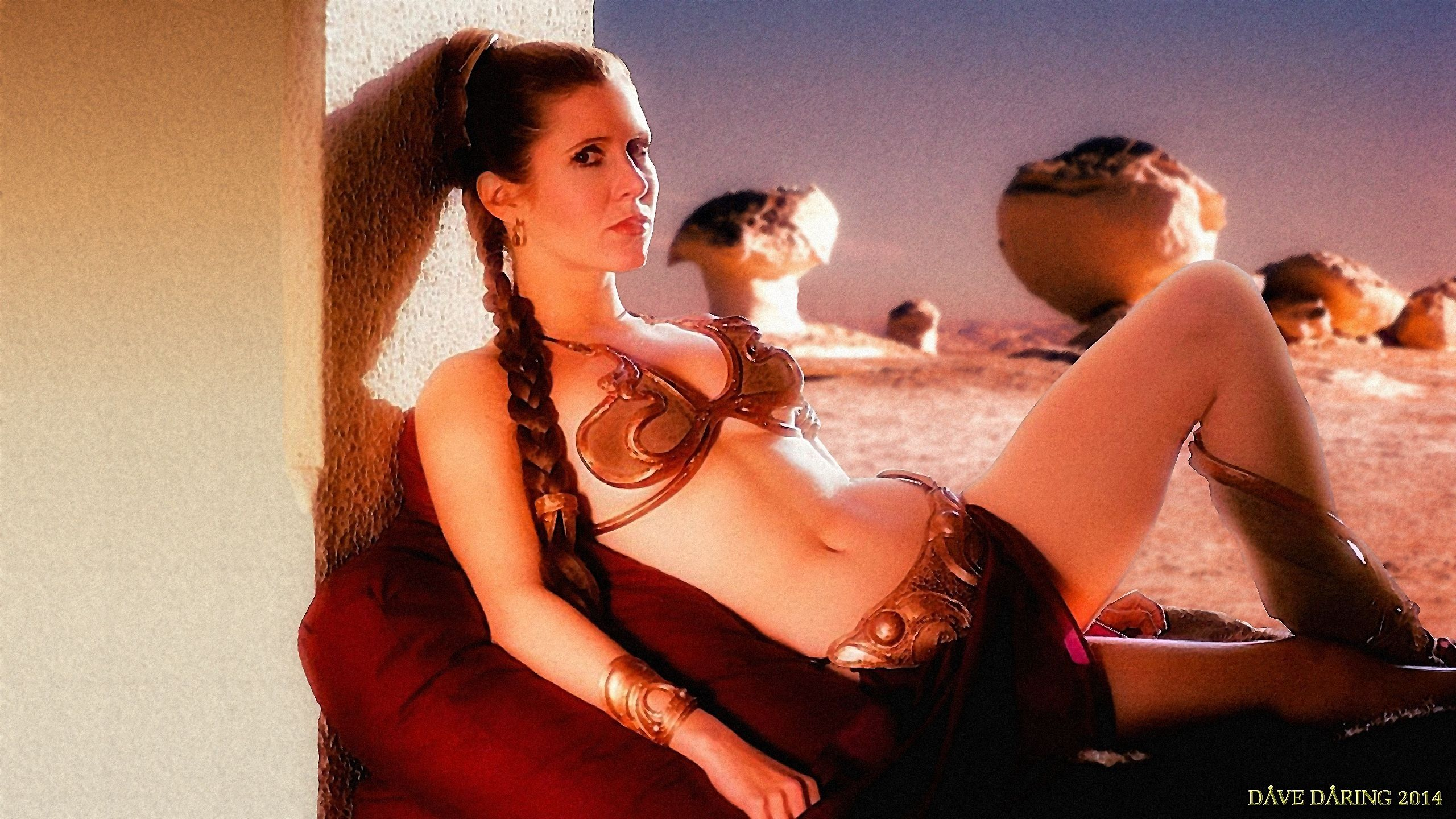 Carrie Fisher Exitoc