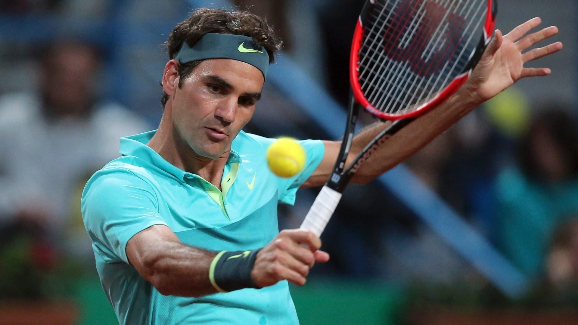 Roger Federer Walls
