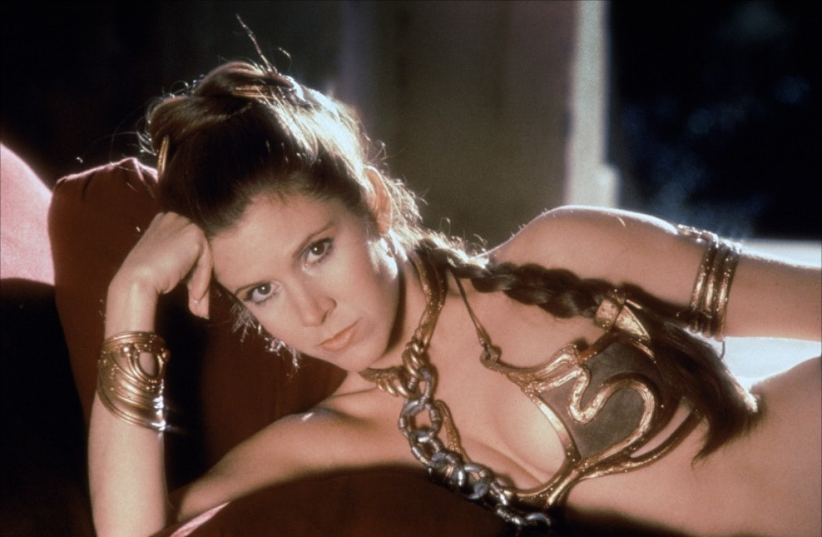 Carrie Fisher Funny