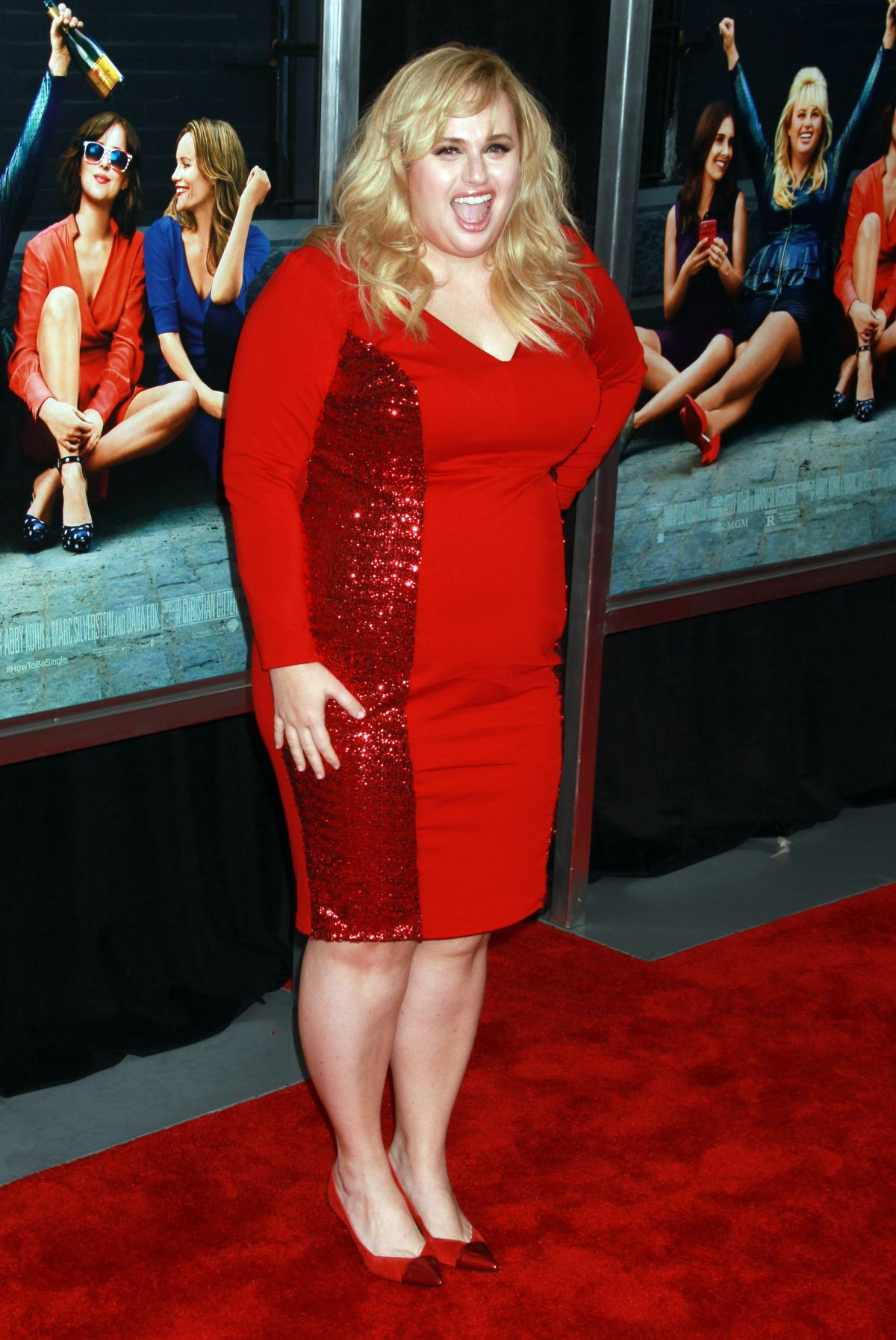 Rebel Wilson Android wallpapers