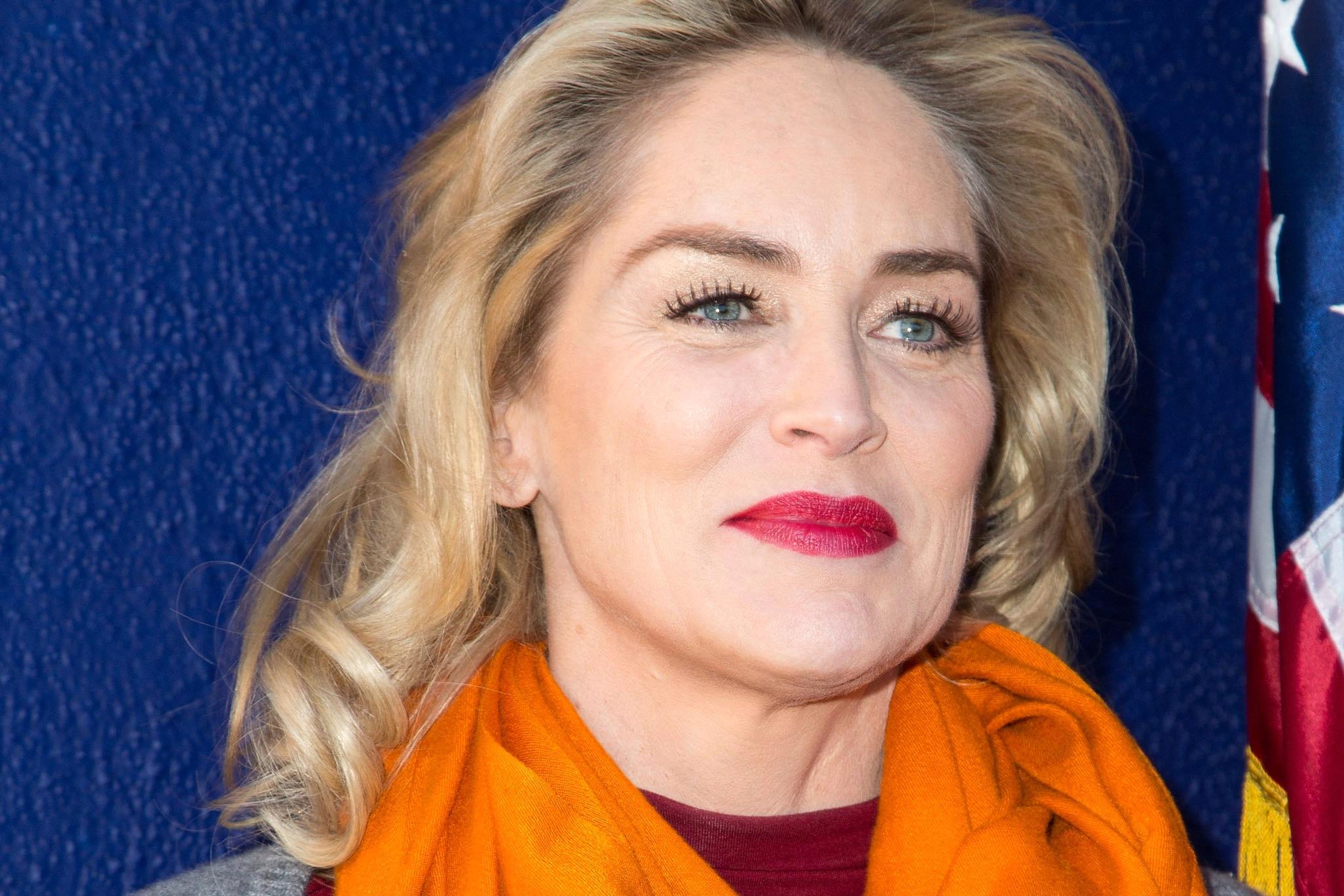 Sharon Stone Funny