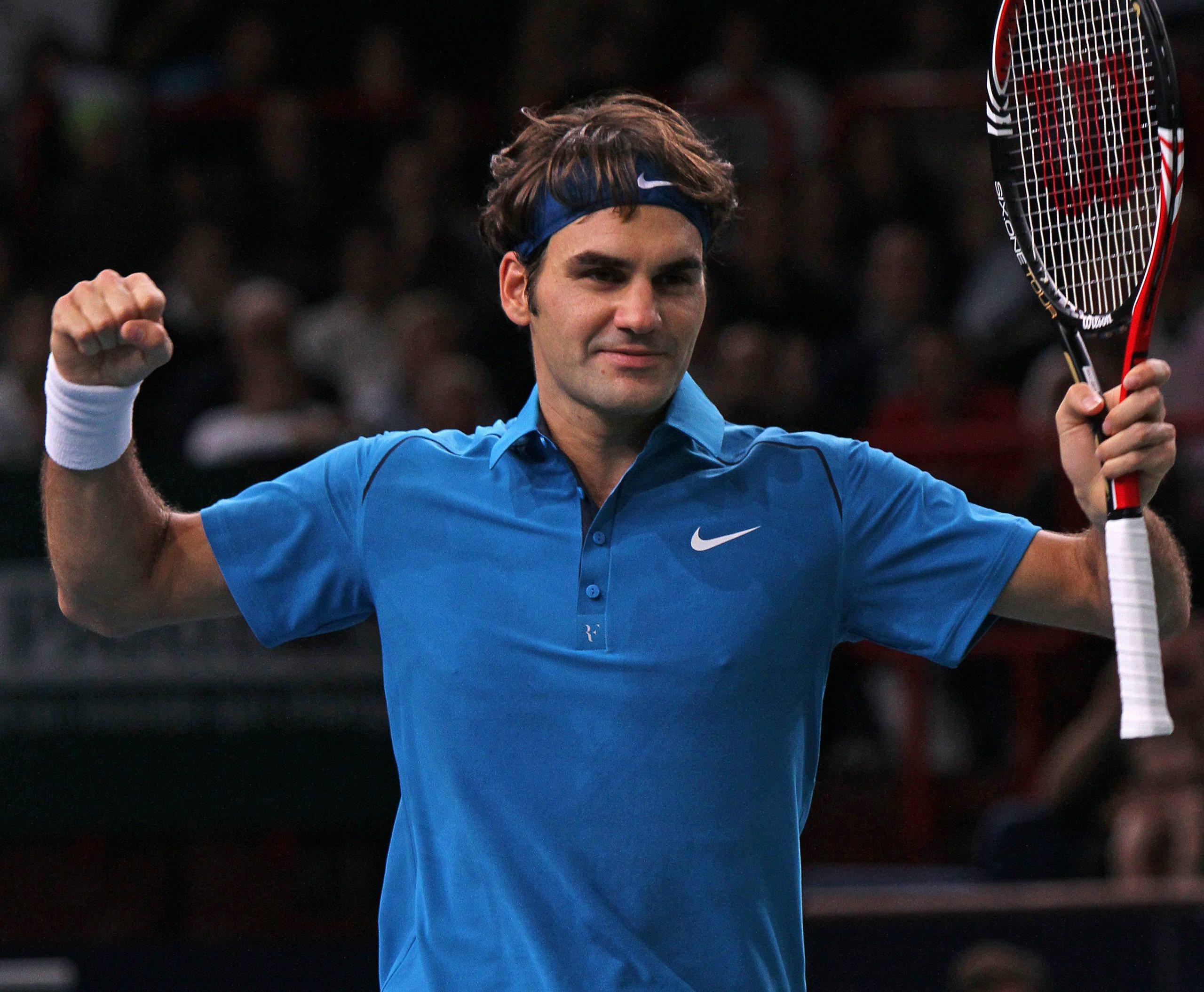 Roger Federer New