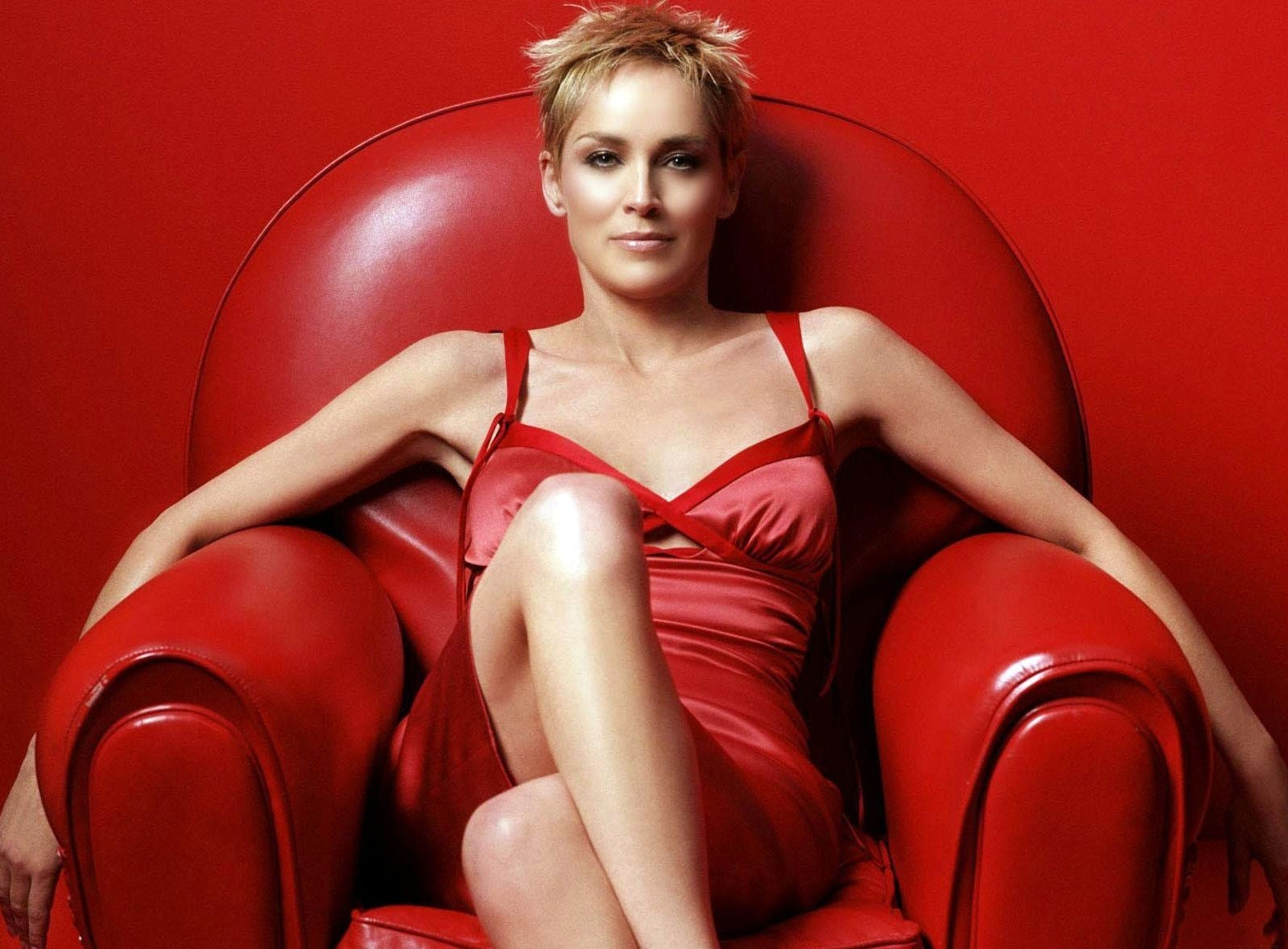 Sharon Stone High