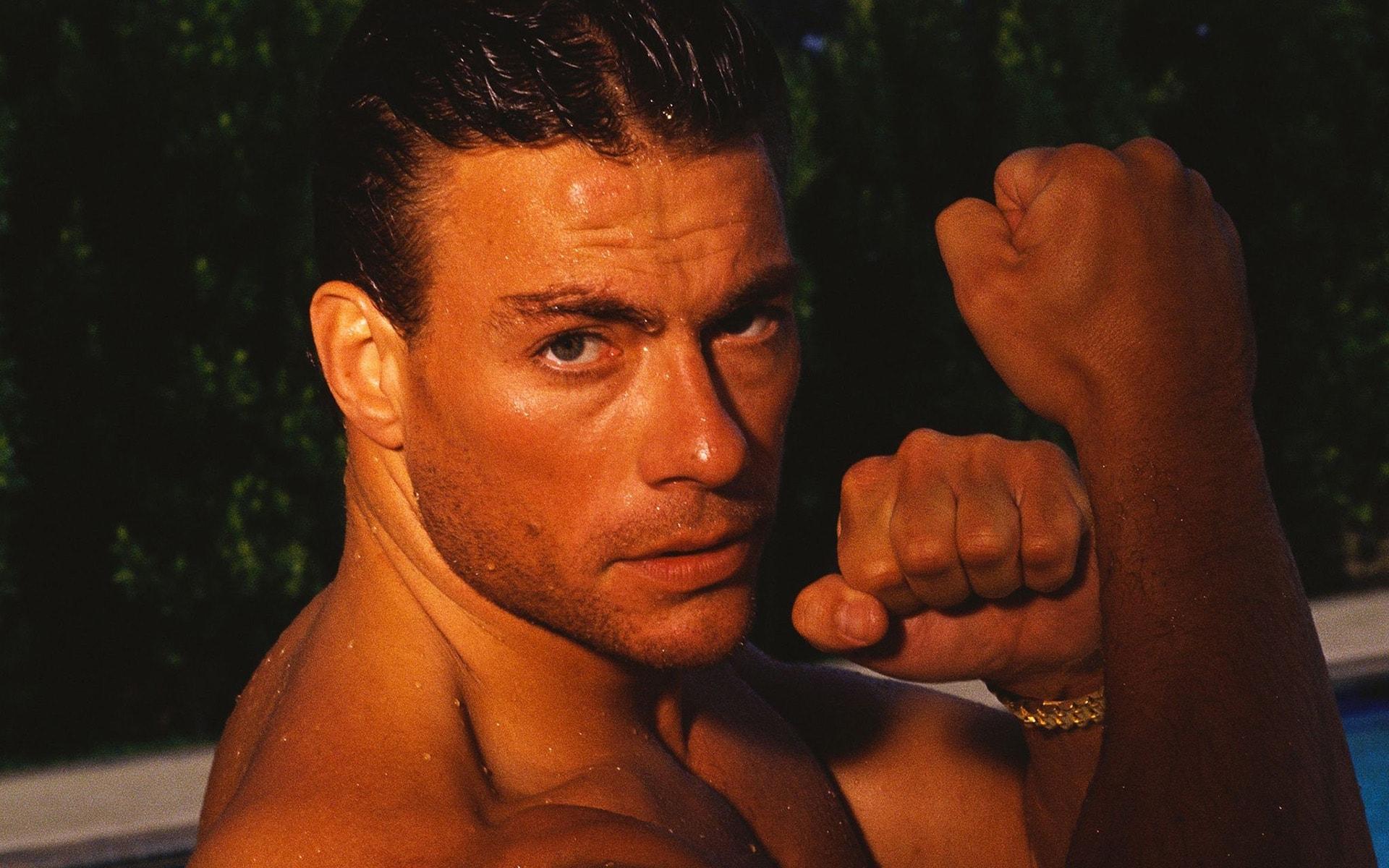 Jean Claude Van Damme Hot