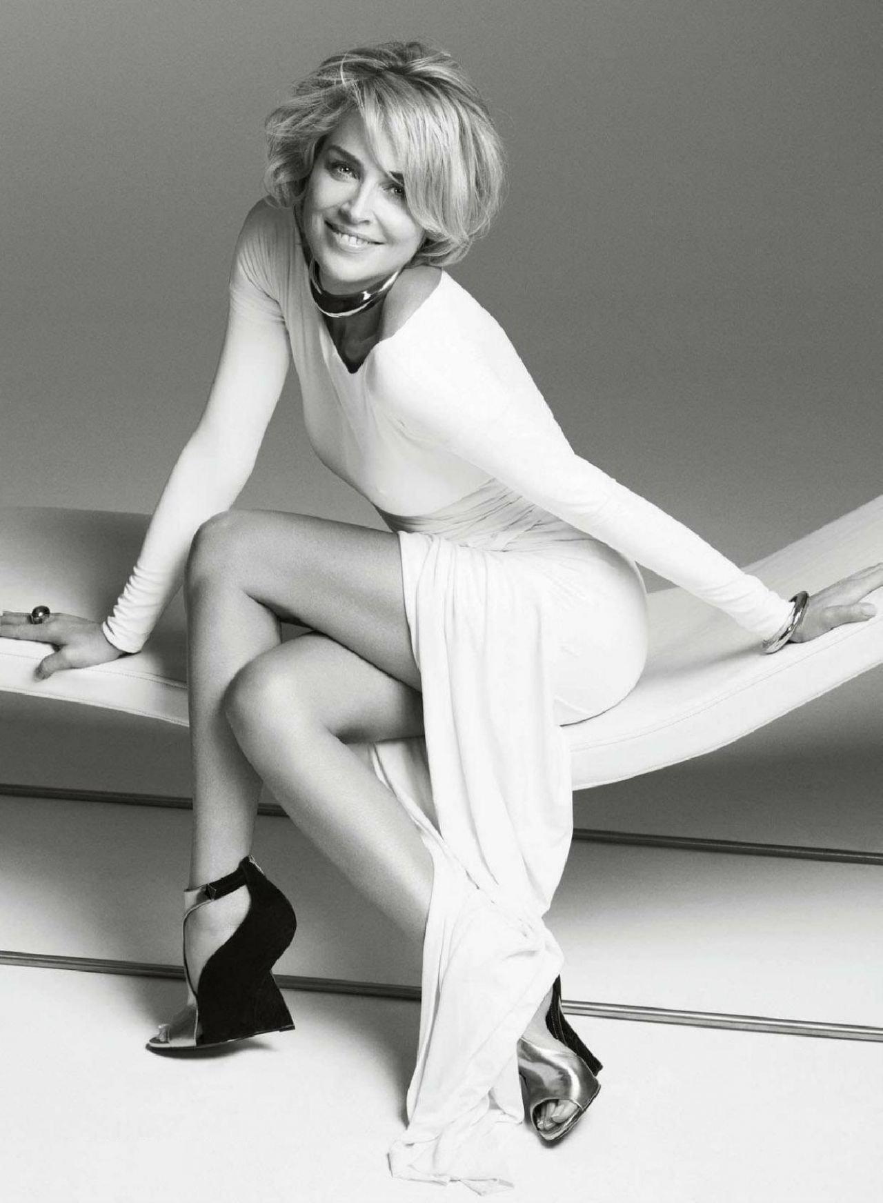 Sharon Stone Glamour