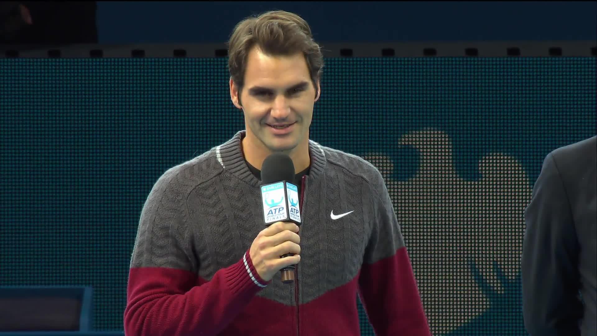 Roger Federer Quality desktop
