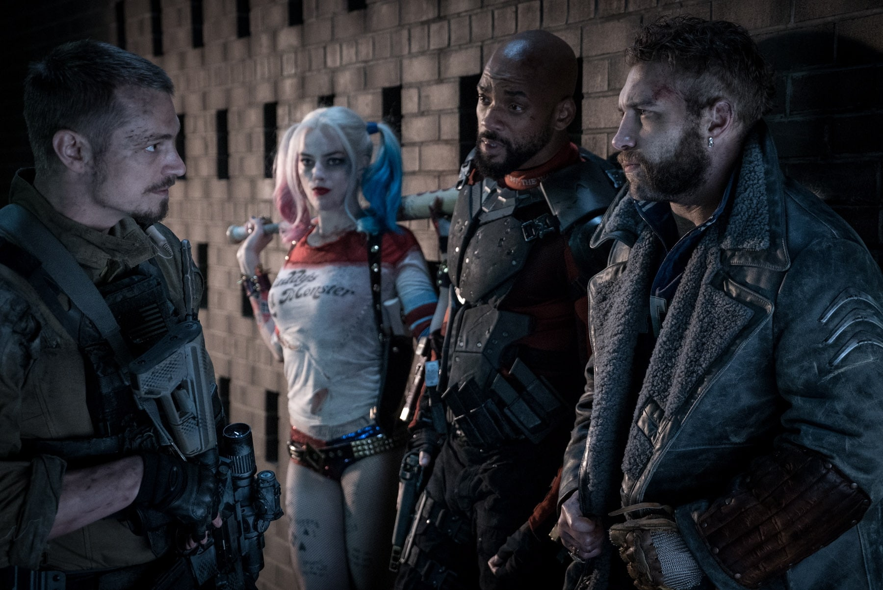 Suicide Squad Hot