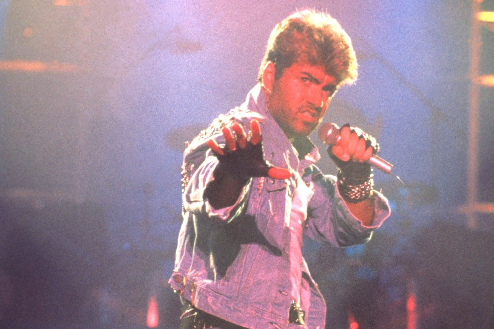 George Michael Walls