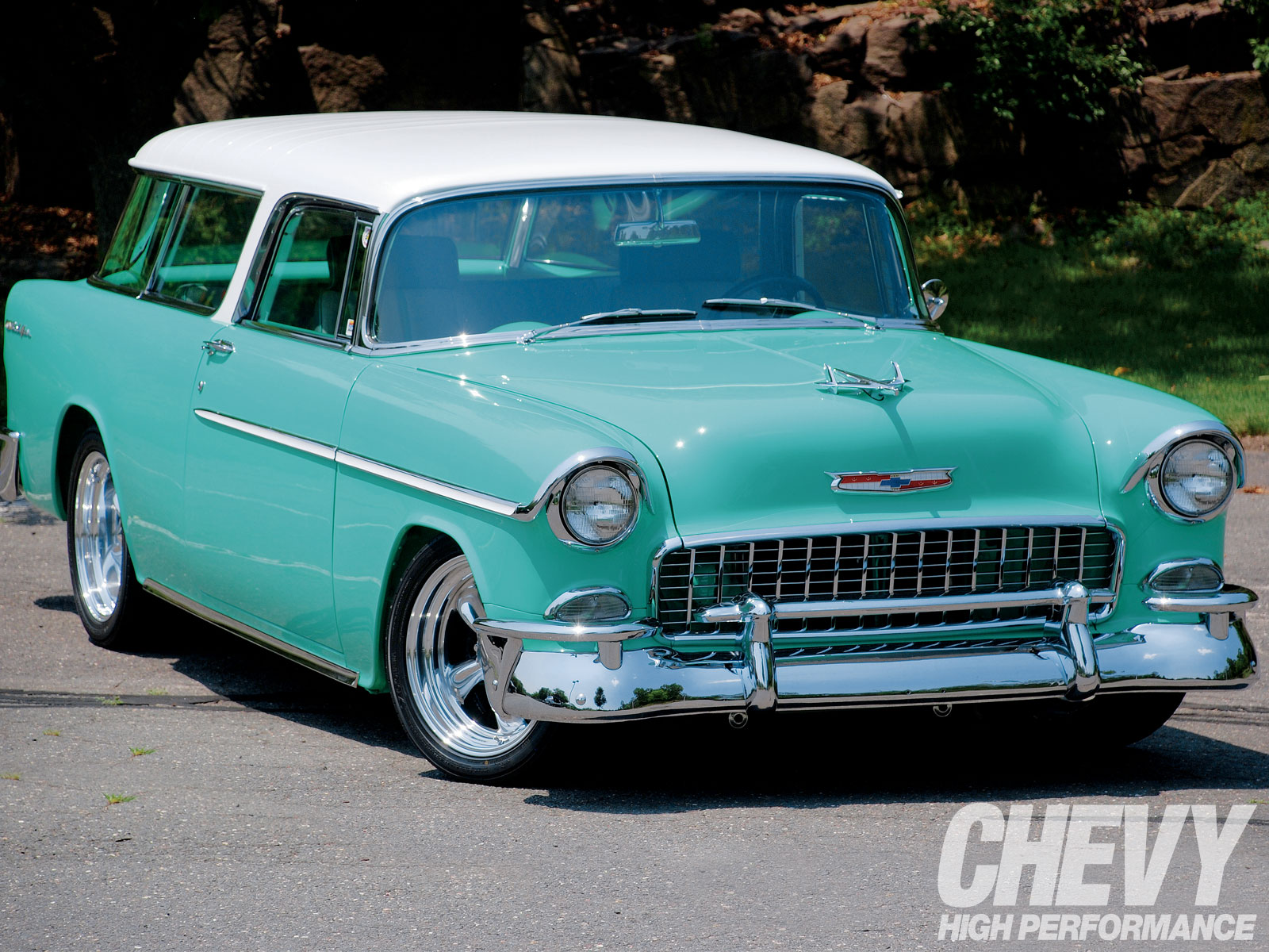 1955 Chevrolet Nomad Pictures