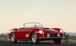 1961 Ferrari 250 GT California HD pictures