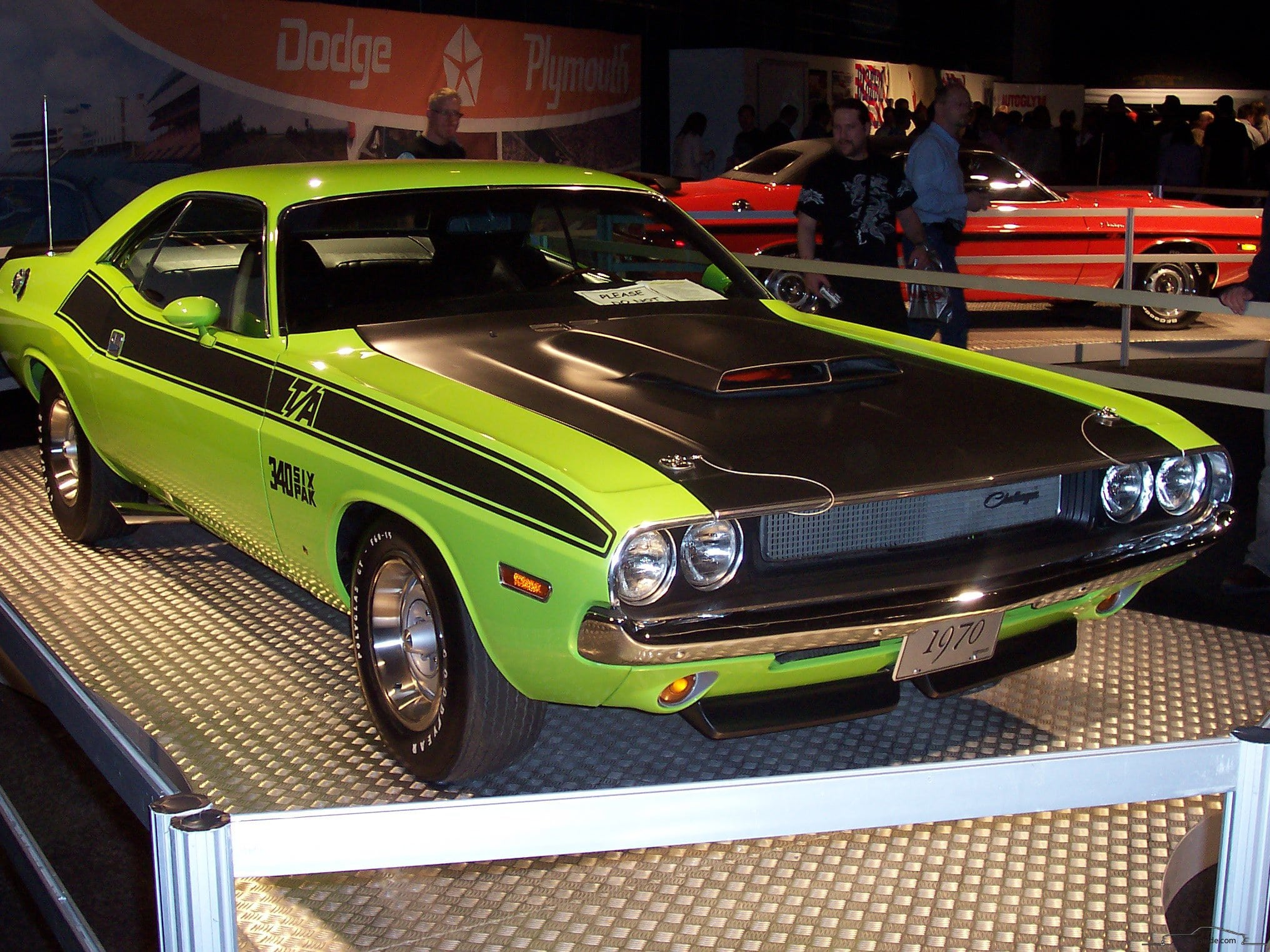 1970 Dodge Challenger T/A Pictures