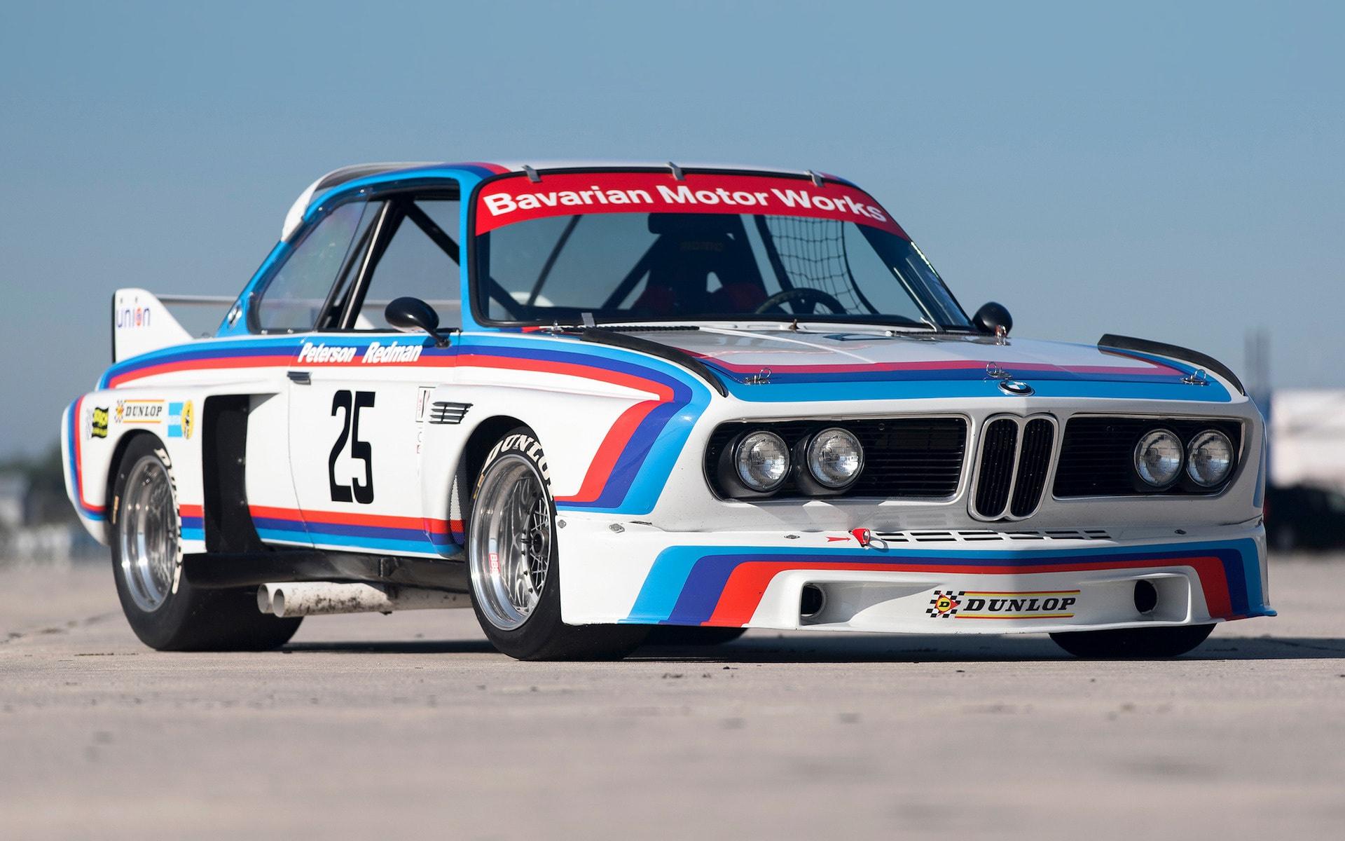 1973 BMW 3.0 CSi Pictures