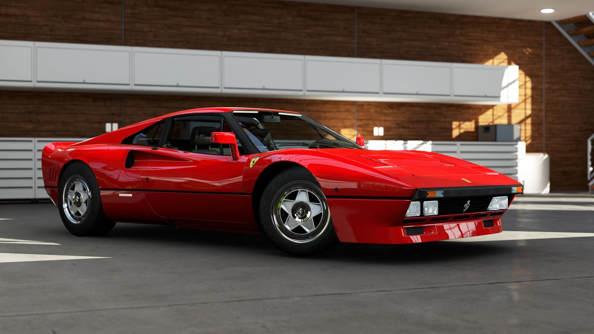 1984 Ferrari GTO Pictures
